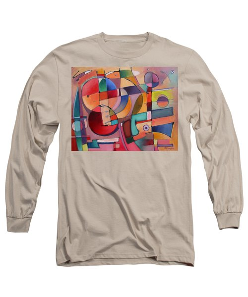 Lure Eye Expression Long Sleeve T-Shirt