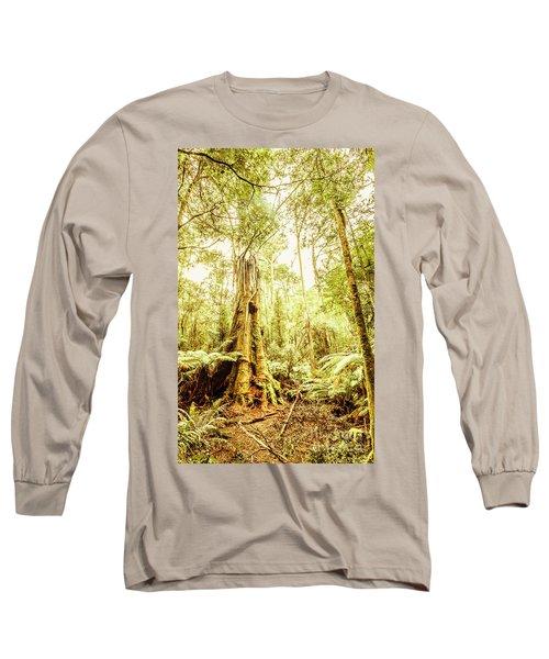 Lush Tasmanian Forestry Long Sleeve T-Shirt