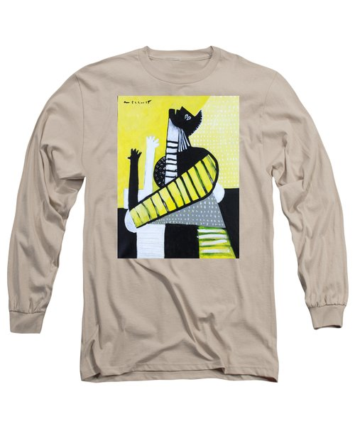 Lux No. 3  Long Sleeve T-Shirt
