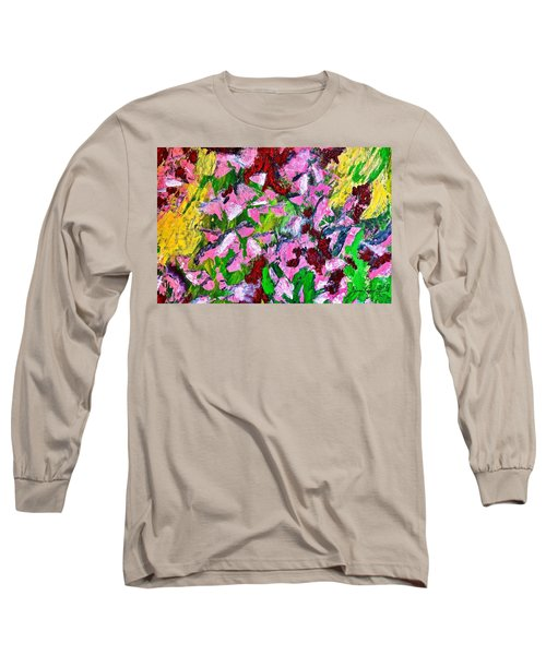 Lyrical Abstraction 201 Long Sleeve T-Shirt
