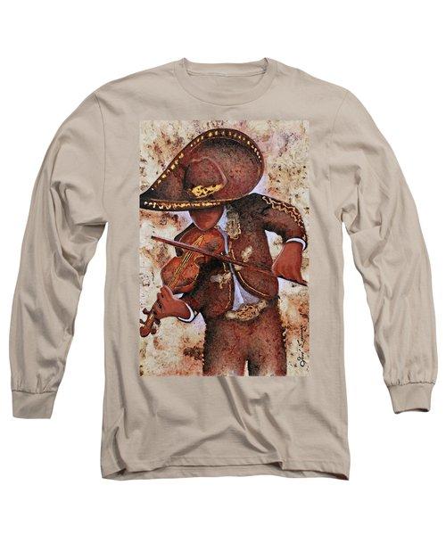 M A R I A C H I  .   I Long Sleeve T-Shirt