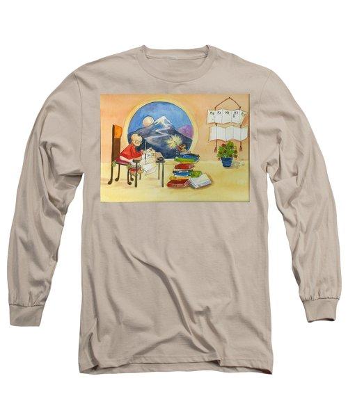 MA  Long Sleeve T-Shirt