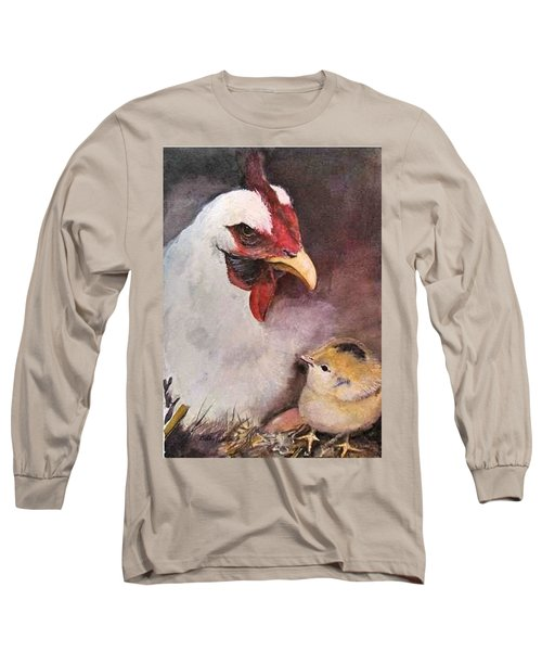 Ma Ma And Little Peep Long Sleeve T-Shirt