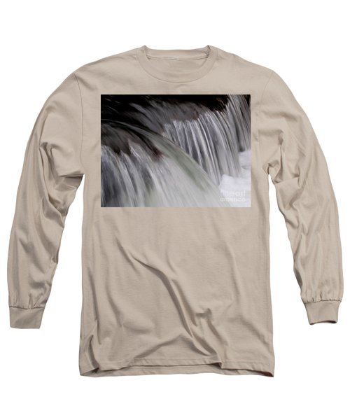 Macro Falls Long Sleeve T-Shirt
