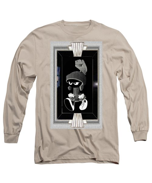 Mad Marvin Long Sleeve T-Shirt