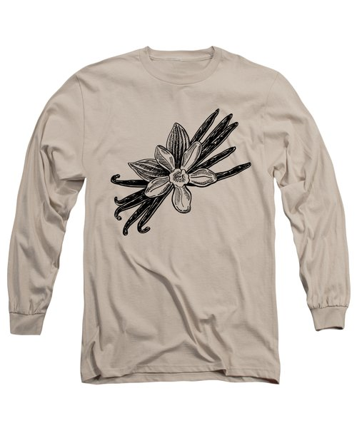 Madagascar Vanilla Long Sleeve T-Shirt