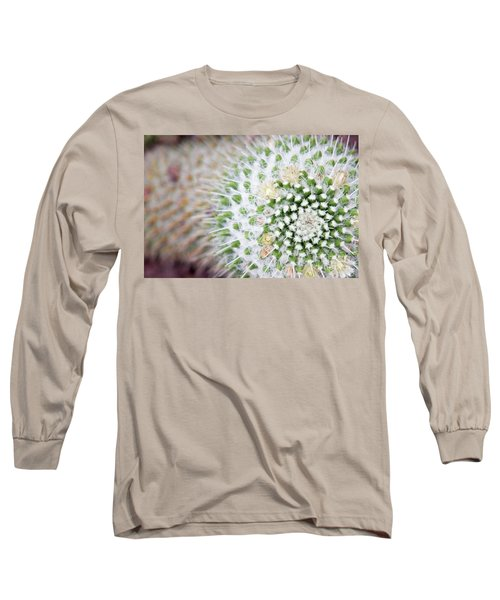Madrid Botanical Garden 1 Long Sleeve T-Shirt by Ana Mireles