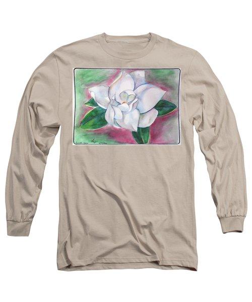 Magnolia 2 Long Sleeve T-Shirt