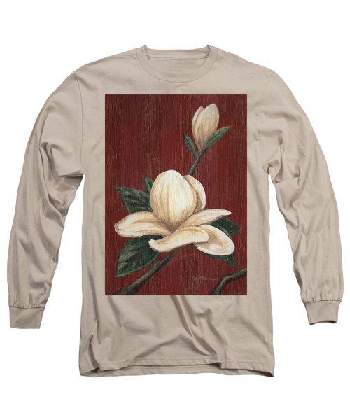 Magnolia I Long Sleeve T-Shirt
