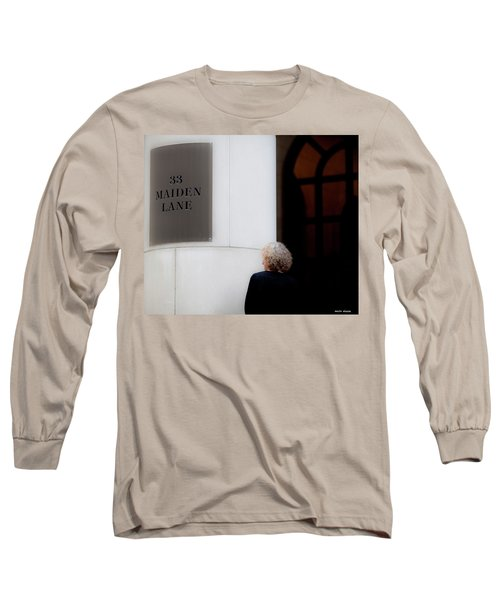 Maiden Long Sleeve T-Shirt