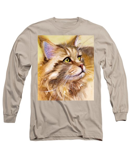 Main Coon Long Sleeve T-Shirt