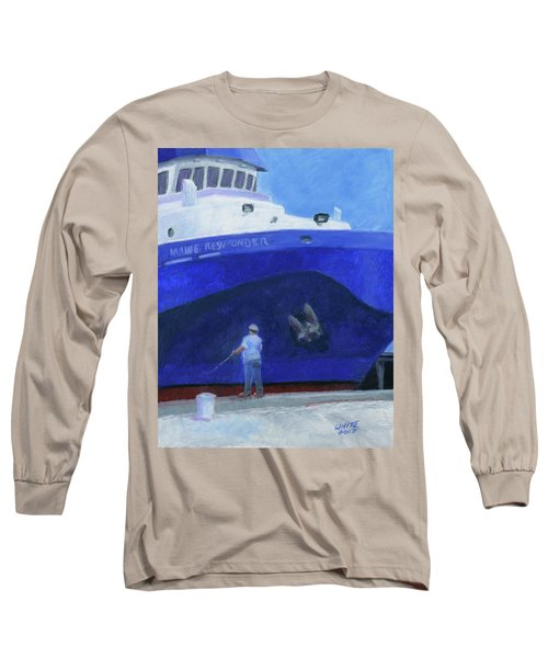 Maine Responder Long Sleeve T-Shirt