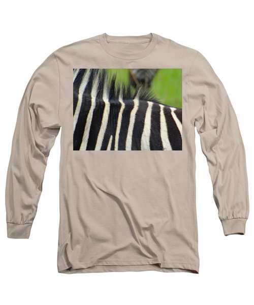 Mainly Mane Long Sleeve T-Shirt