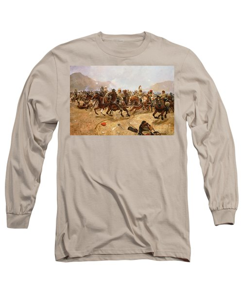 Maiwand Long Sleeve T-Shirt