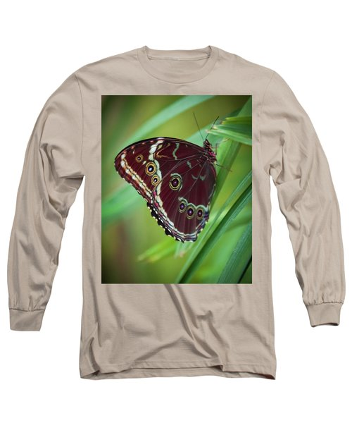 Long Sleeve T-Shirt featuring the photograph Majesty Of Nature by Karen Wiles