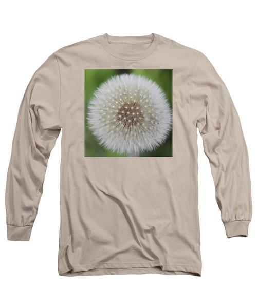 Make A Wish Long Sleeve T-Shirt by DJ Florek
