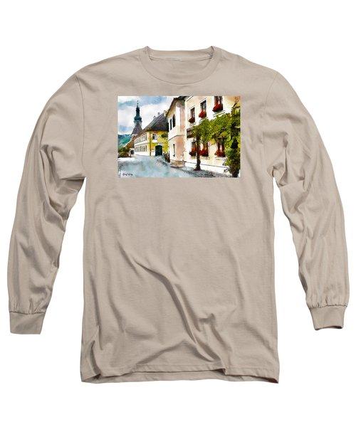 Malerische Long Sleeve T-Shirt by Greg Collins