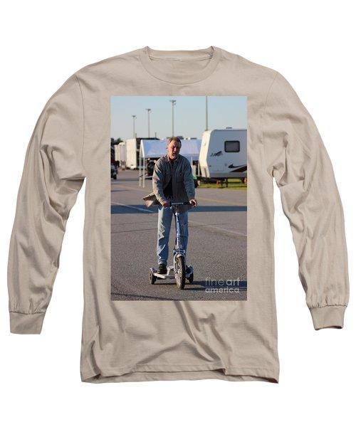 Man Cup 08 2016 Long Sleeve T-Shirt