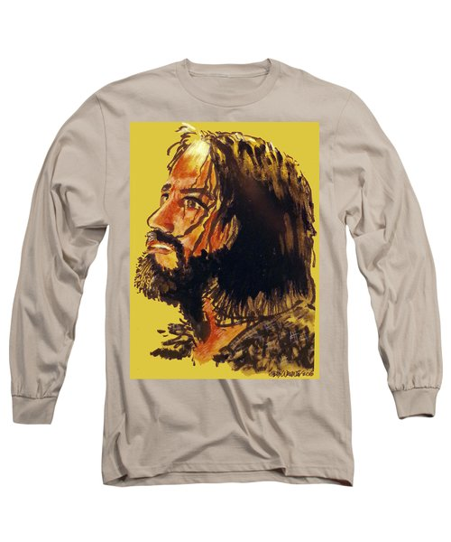 Man Of Sorrows Long Sleeve T-Shirt