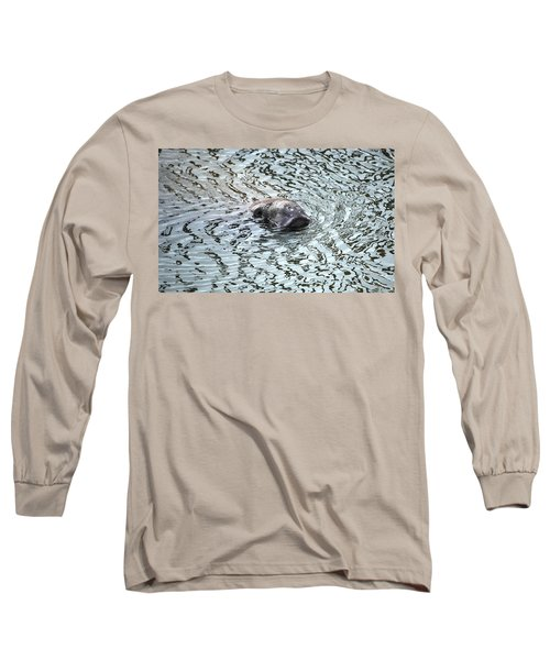 Manatee 2 Long Sleeve T-Shirt