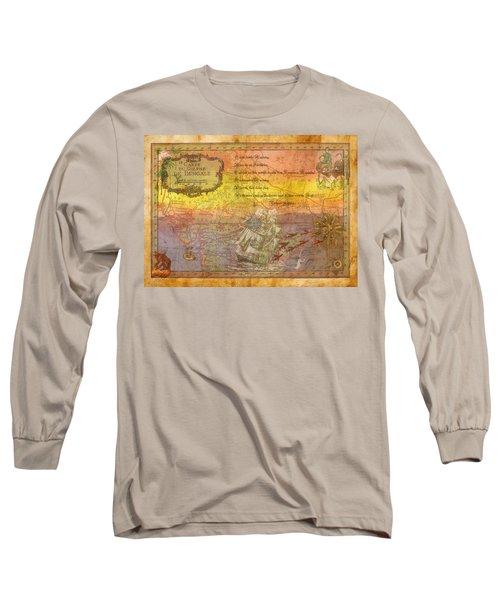 Mandalay Thunder Dawn Long Sleeve T-Shirt