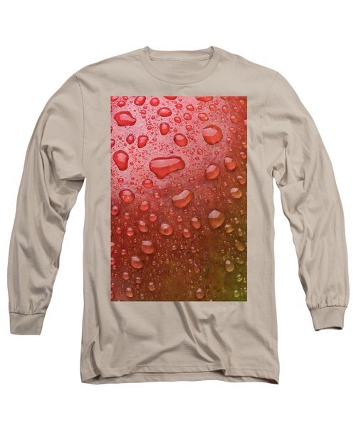 Mango Skin Long Sleeve T-Shirt