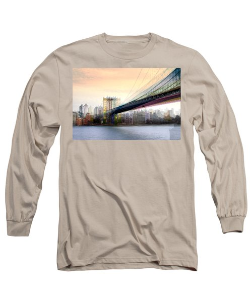 Manhattan X3 Long Sleeve T-Shirt