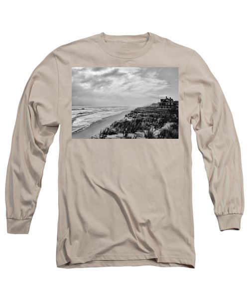 Mantoloking Beach - Jersey Shore Long Sleeve T-Shirt