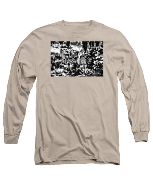 Many Grapes Long Sleeve T-Shirt