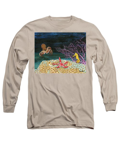 March 2017 Long Sleeve T-Shirt