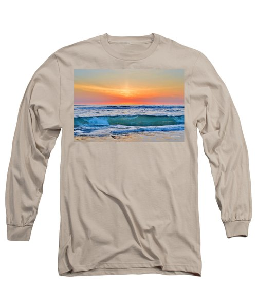 March Sunrise 3/6/17 Long Sleeve T-Shirt