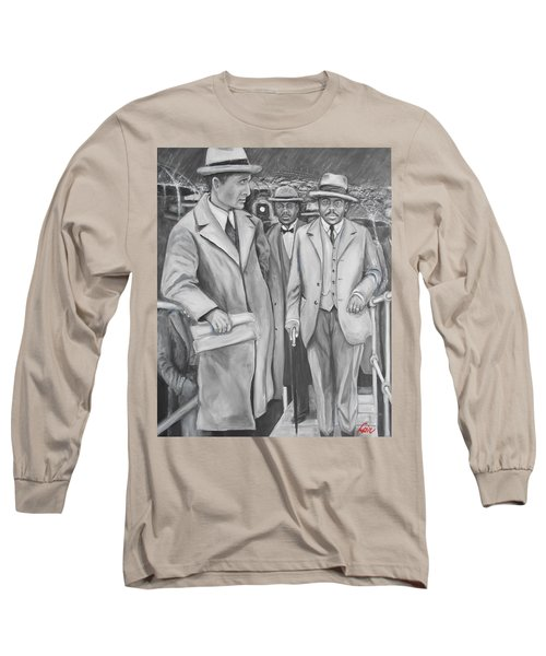 Marcus Garvey Long Sleeve T-Shirt
