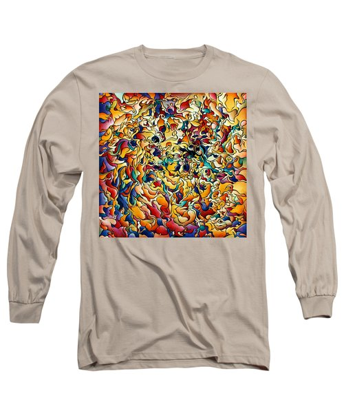 Marigold Festival Long Sleeve T-Shirt