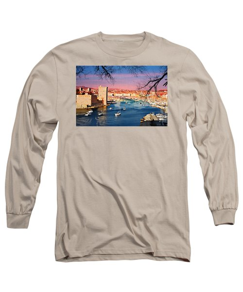 Marseille Long Sleeve T-Shirt