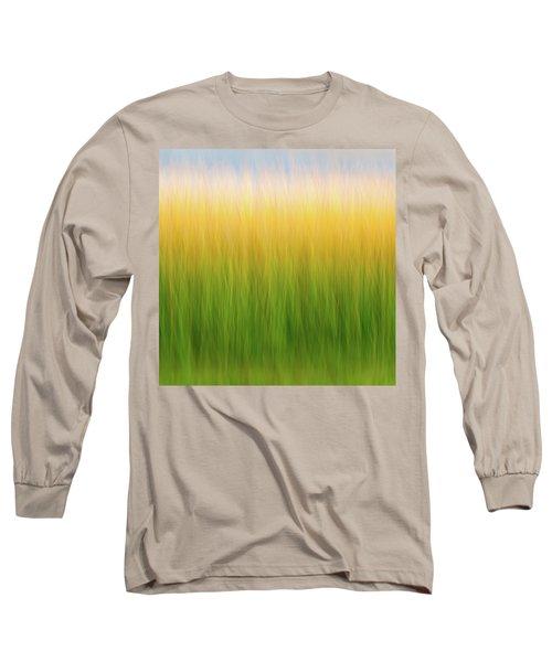 Marsh Grass Long Sleeve T-Shirt