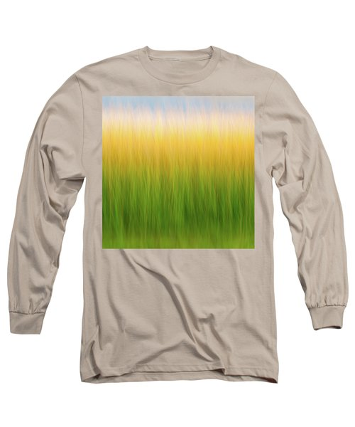 Marsh Grass Long Sleeve T-Shirt