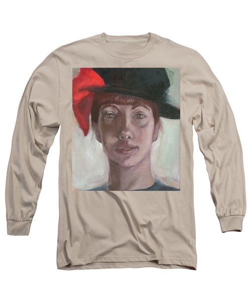 Mary Virginia Long Sleeve T-Shirt