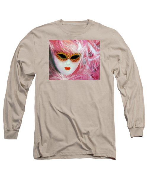 Maschera Long Sleeve T-Shirt