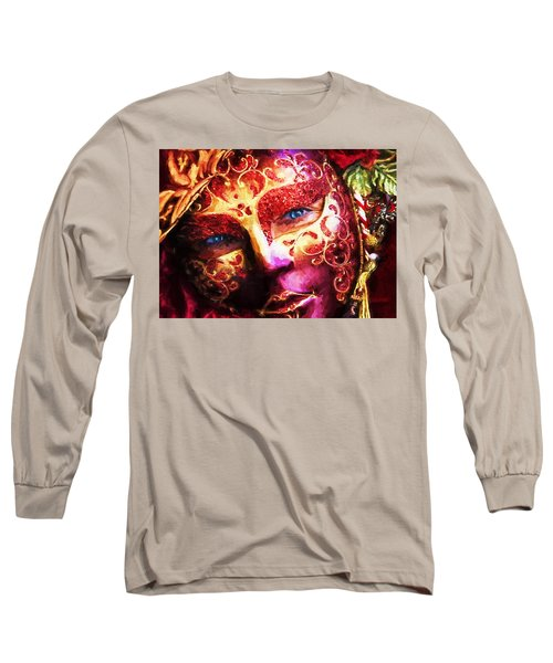 Masquerade 2 Long Sleeve T-Shirt