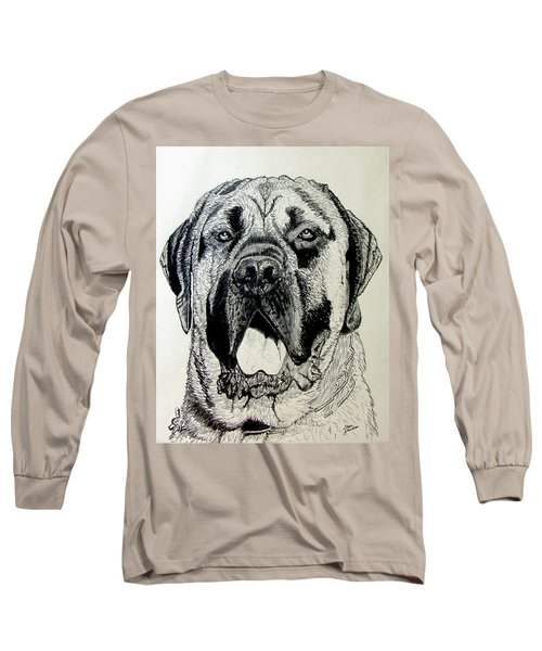 Mastiff Long Sleeve T-Shirt