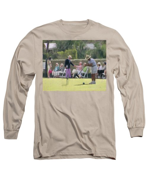 Match Final Long Sleeve T-Shirt