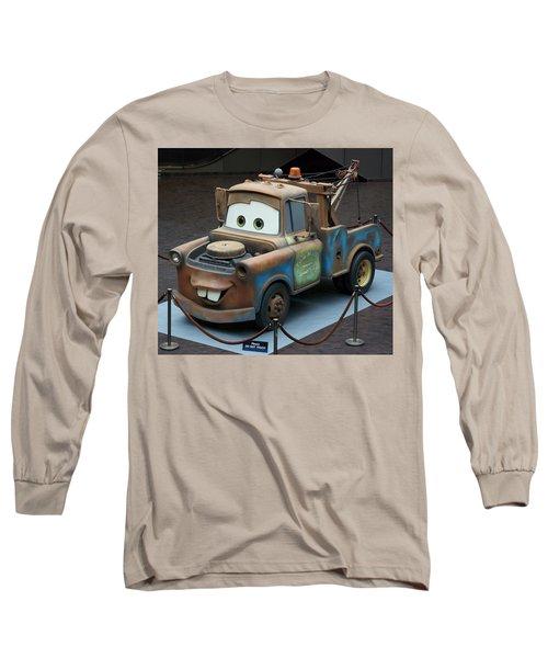 Mater Mp Long Sleeve T-Shirt