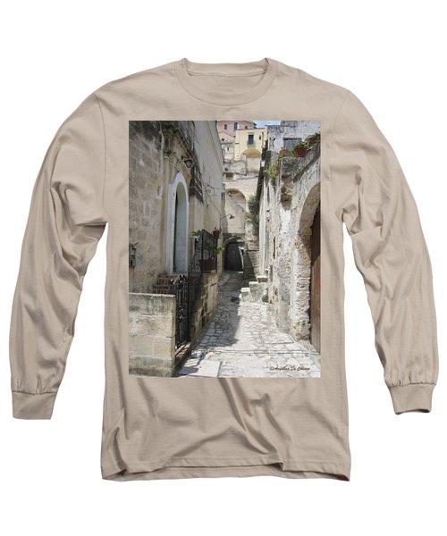 Matera Stroll Long Sleeve T-Shirt