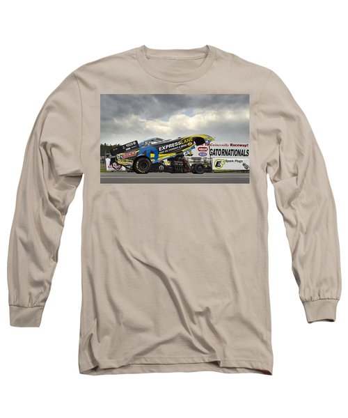 Matt Hagan Top Fuel Long Sleeve T-Shirt