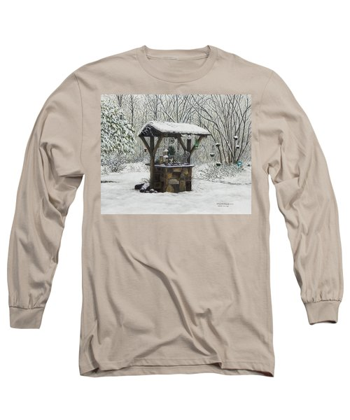 Mavis' Well Long Sleeve T-Shirt