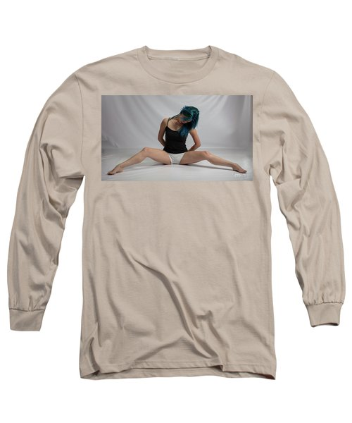 Maxina Stretching Out Long Sleeve T-Shirt