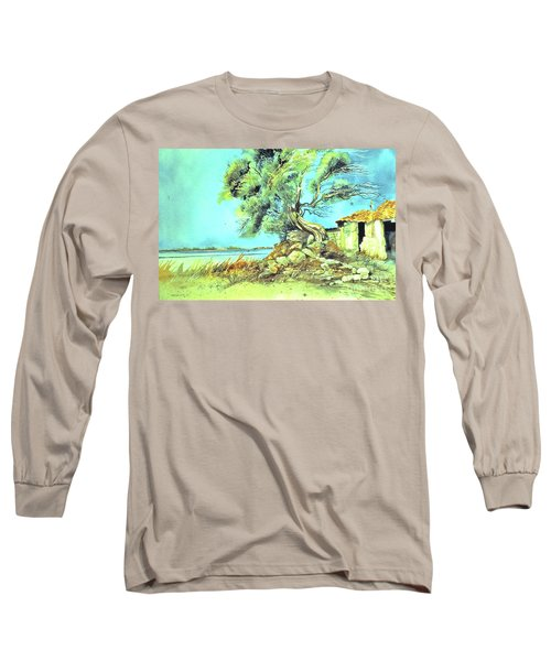 Mayorcan Tree Long Sleeve T-Shirt
