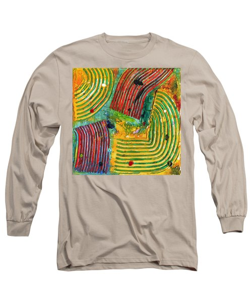 Mazteca Long Sleeve T-Shirt