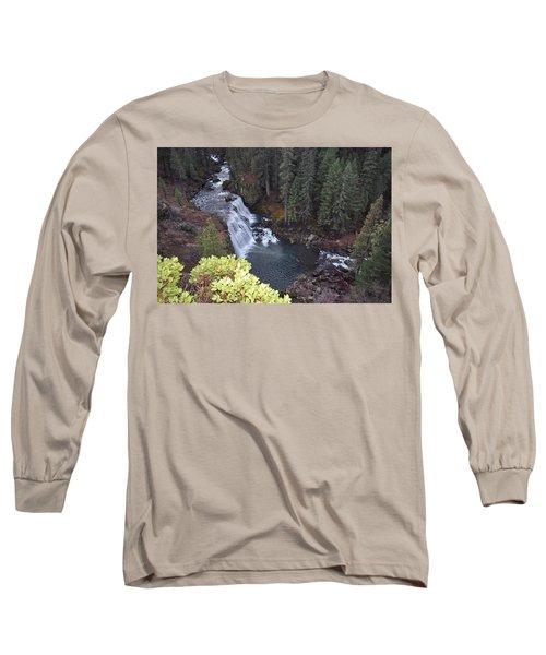 Mccloud River Falls Long Sleeve T-Shirt