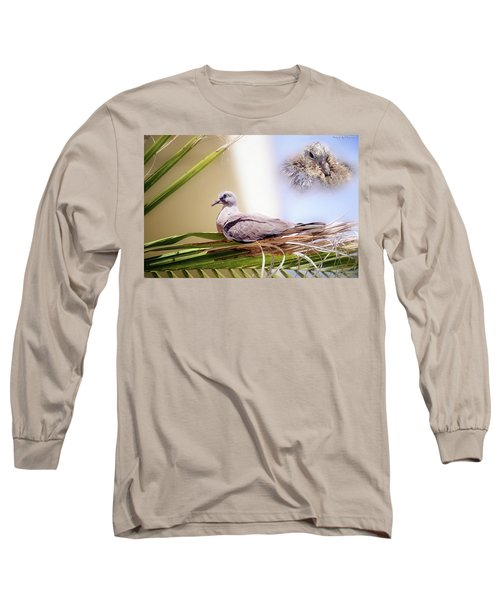 Me All Grown Up 01 Long Sleeve T-Shirt by Kevin Chippindall